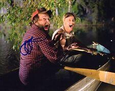 GFA Tucker and Dale vs Evil * TYLER LABINE * Signed 8x10 Photo AD3 COA