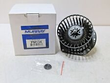 Murray VDO A/C Heater Blower Motor PM134 Single Shaft Single Speed Free Ship
