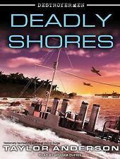 Destroyermen: Destroyermen: Deadly Shores 9 by Taylor Anderson (2014, MP3 CD,...