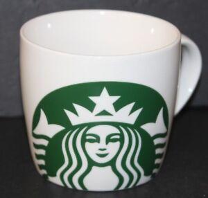 Starbucks Mermaid  Siren large LOGO Coffee Mug Cup 14 Oz BRAND NEW Tea Cub