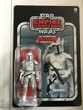 Star Wars Action Figure BOBA FETT Prototype Armour (VC 61)Vintage Card Very Rare