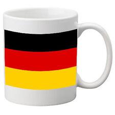 Allemagne Drapeau mug céramique tasse 11oz., grande nouveauté tasse.
