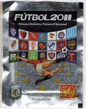 PANINI 1 ENVELOPE STICKERS FUTBOL ARGENTINO LEAGUE 2011