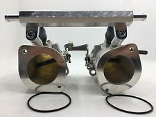 45IDA Throttle Bodies replace 45mm Weber and dellorto carb  W 1600cc Injectors