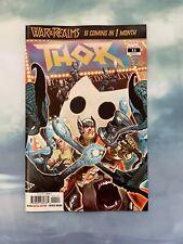 Thor #11 MARVEL Comics Jason Aaron (2019)