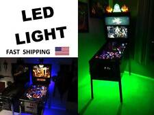 Street Fighter II 2  Pinball Machine mod COLOR CHANGING LED light kit part