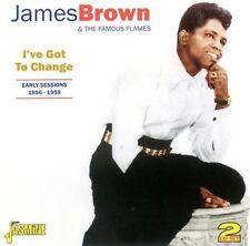CD de musique R' & 'B James Brown