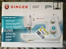 New Singer 3337 Simple 29 Stitch Heavy Duty Home Sewing Machine Free Shipping 🚚