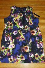 NWT Beautiful Plus SIze Designer Floral Dress by True Envy, 22W