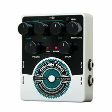 Electro-Harmonix Crash Pad Electronic Drum Percussive Sounds Guitar Effect Pedal