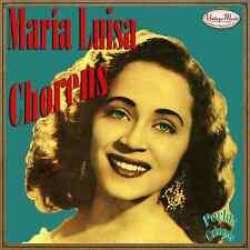 MARIA LUISA CHORENS Perlas Cubanas CD #117/120 - CUBAN Bolero CUBA Cantante Diva