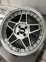 "FYK ED3 16"" 8j 9j Et15 Alloy Wheels 4x100 EURO DRIFT BBS RS XXR BMW E30 VW Golf"