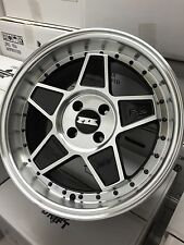 "Fyk ED3 16"" 8j 9j Et15 Cerchi in lega 4x100 EURO DRIFT BBS RS XXR BMW E30 VW Golf"