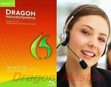 NEW Nuance Dragon NaturallySpeaking HOME 12.5  FAST SHIPPED