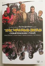 The Walking Dead Compendium 4 *SCRATCH & DENT* Image Graphic Novel Comic Book