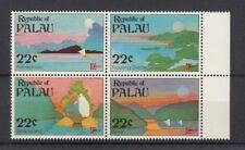 D. Ships Palau 188 - 91 (MNH)