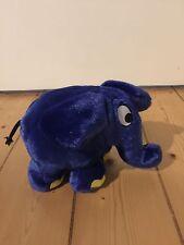 Stoff Elefant von der Sendung mit der Maus