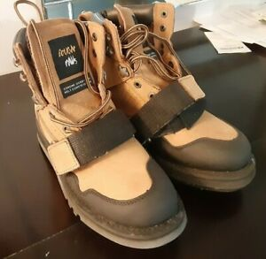New Cougar Paws Roofing Construction Boots Size 9.5 Unused No Box