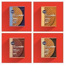 GU Energy Stroopwafel (4, 8 Packs)