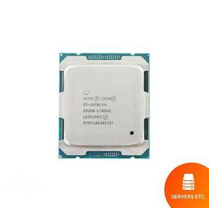 INTEL XEON E5-2650L V4 CPU PROCESSOR 14 CORE 1.70GHZ 35MB L3 CACHE 65W SR2N8