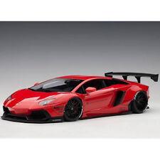 Autoart Lamborghini Aventador Liberty Walk LB Works 1:18 Model Car Red 79108