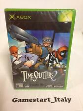 TIME SPLITTERS 2 (XBOX) NUOVO SIGILLATO NEW PAL VERSION