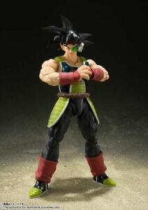 Dragon Ball Z BARDOCK Father of Goku S.H. Figuarts Action Figure Bandai Tamashii