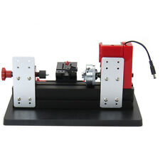 6 in1 DIY Mini Drilling Milling Grinder Sawing Metal Lathe Machine Multifunction