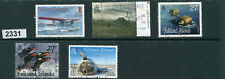 2331-FALKLAND ISLANDS-selection of 5 used stamps from 2008-11