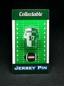 Philadelphia Eagles Harold Carmichael jersey lapel pin-Classic Retro Collectable