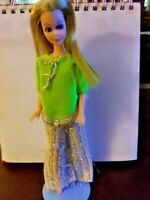 Vintage Dawn Doll in Dawn Fashion, No Shoes (Stand Not Included)