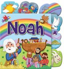 Candle Tabs Ser.: Noah by Karen Williamson (2015, Board Book)