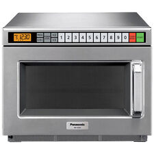 Panasonic NE-17523 1700 Watt Commercial Microwave Oven Programmable