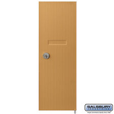 Salsbury Ind. 3551BRS Replacement Door and Lock for Vertical Mailbox with 2 Keys
