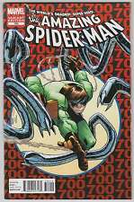 L4389: Amazing Spiderman #700, Mint Cond, Variant Cover
