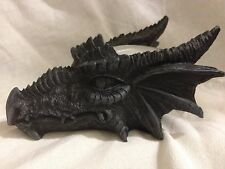 Dragon Head Tea Light Holder Home Altar Wicca Pagan Metaphysical