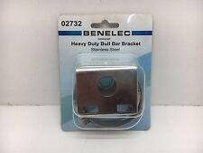 Globe Roamer New Benelec 02732 Heavy Duty Stainless Steel Bull Bar Antenna Mount