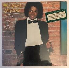 Michael Jackson - Off The Wall - SEALED 1979 US 1st Press FE 35745 Hype Sticker