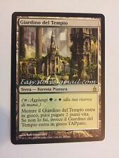 GIARDINO DEL TEMPIO - TEMPLE GARDEN ITA - MTG MAGIC