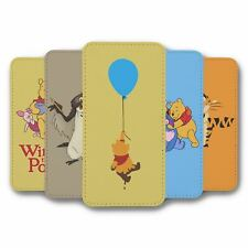 For iPhone 11 PRO MAX Flip Case Cover Disney Winnie The Pooh Collection 2
