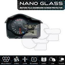 Suzuki DL650/DL1000 V-Strom 2017+ NANO GLASS Cruscotto Proteggi Schermo x 2