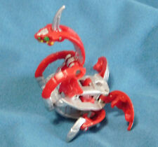 BAKUGAN Mechtanium Surge Red Pyrus KRAKENOID 870g w/Real Diecast