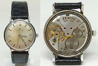 Orologio Zenith caliber 2542 mechanical watch vintage clock zenith montre reloj