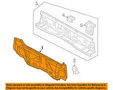 TOYOTA OEM 06-12 RAV4 Rear Body-Inner Panel 583070R011