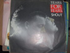 7' TEAS FOR FEARS SHOUT THE BIG CHAIR MINT