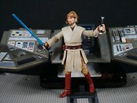 Hasbro Star Wars 3.75 Figure 1:18 General Obi Wan Kenobi Jedi Master S398