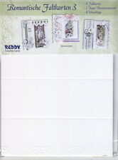 Reddy Creative Cards- Romantische Faltkarten 3 - 010346