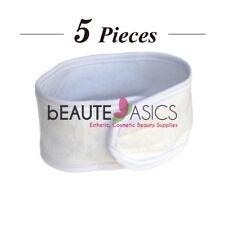 5 Pcs Stretchable Terry Spa Headband Facial Hair Bands - (AH1006Wx1)