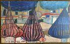 Friedensreich Hundertwasser Poster Lithograph Marthe Ganymed Marta 1966 NYGS