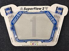 ZeroNine 2019 SuperFlow2 numberplateBlue & White full set of Superflow numbers